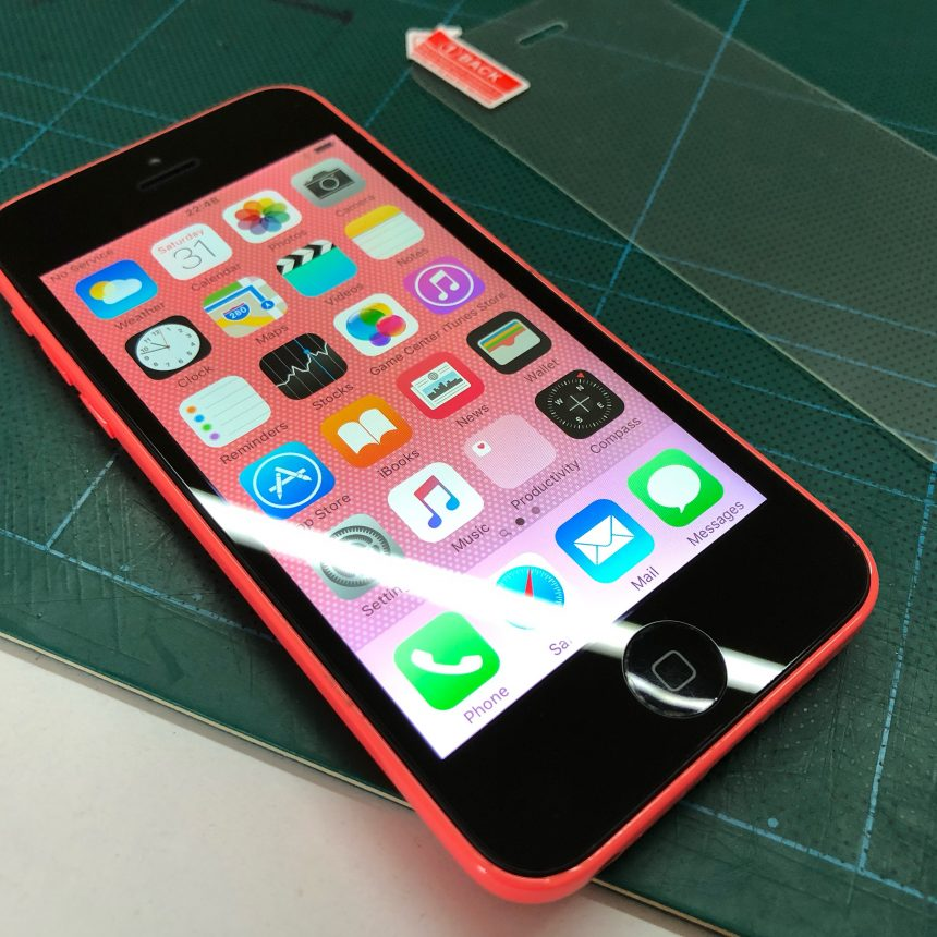 iPhone 5C Original LCD Repair
