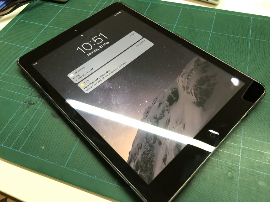 iPad 2 Screen Repair