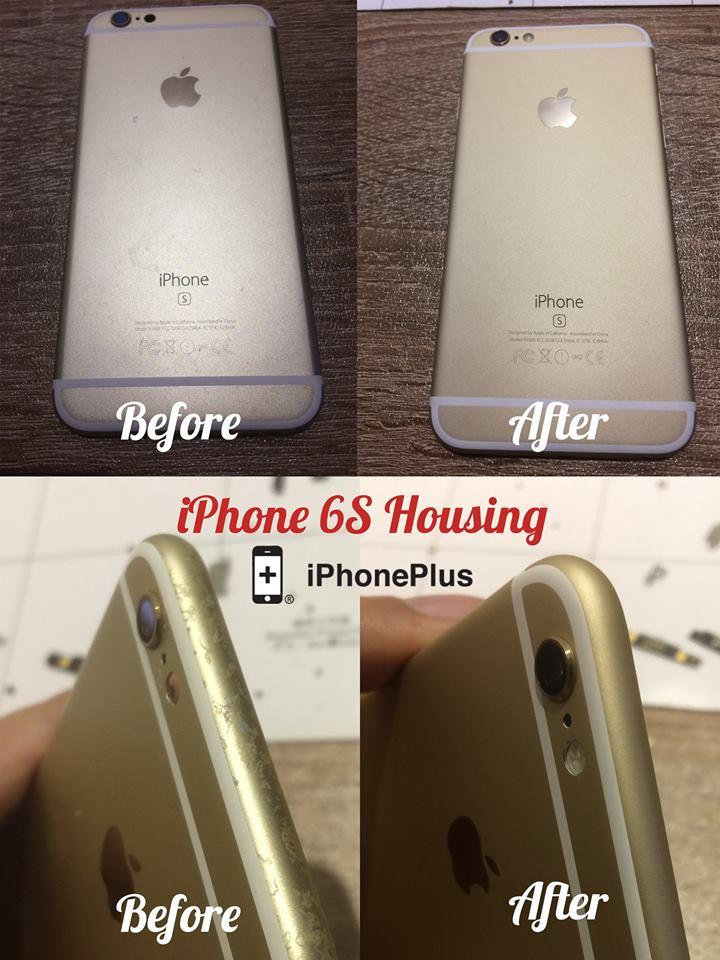 iPhone 6S Gold Housing Repair