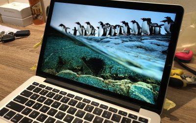 Macbook Pro 13 Inch LCD Repair
